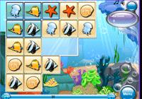 Joue avec des animaux sous-marins
