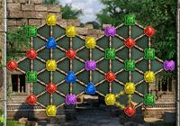 Triangles de couleurs