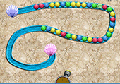 Perles qui défilent