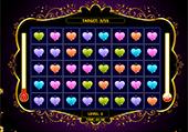 Coeurs à aligner
